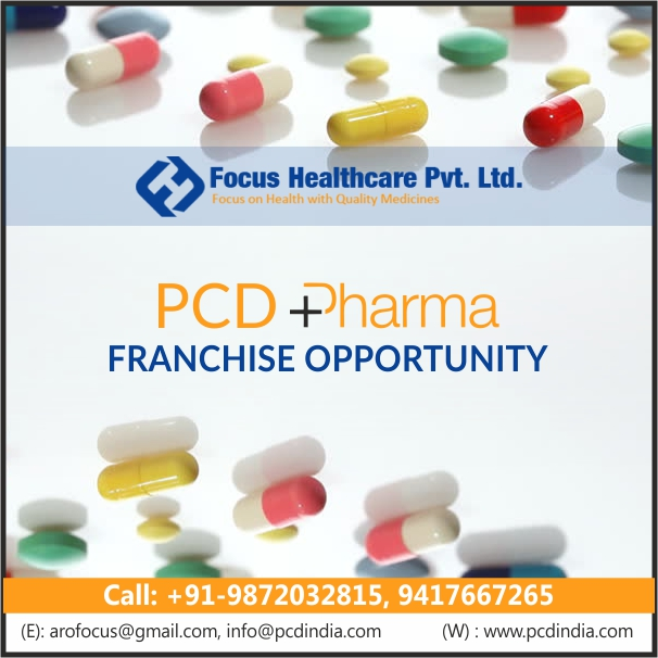 Anticold and Cough Range for Pharma Franchise